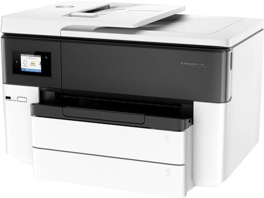 hp officejet pro 7740 all in one tintenstrahl multifunktionsdrucker a3 drucker scanner. Black Bedroom Furniture Sets. Home Design Ideas