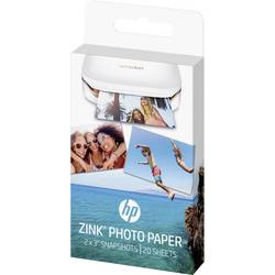 Image of HP ZINK® PHOTO PAPER W4Z13A Fotodrucker Fotopapier 20 Blatt