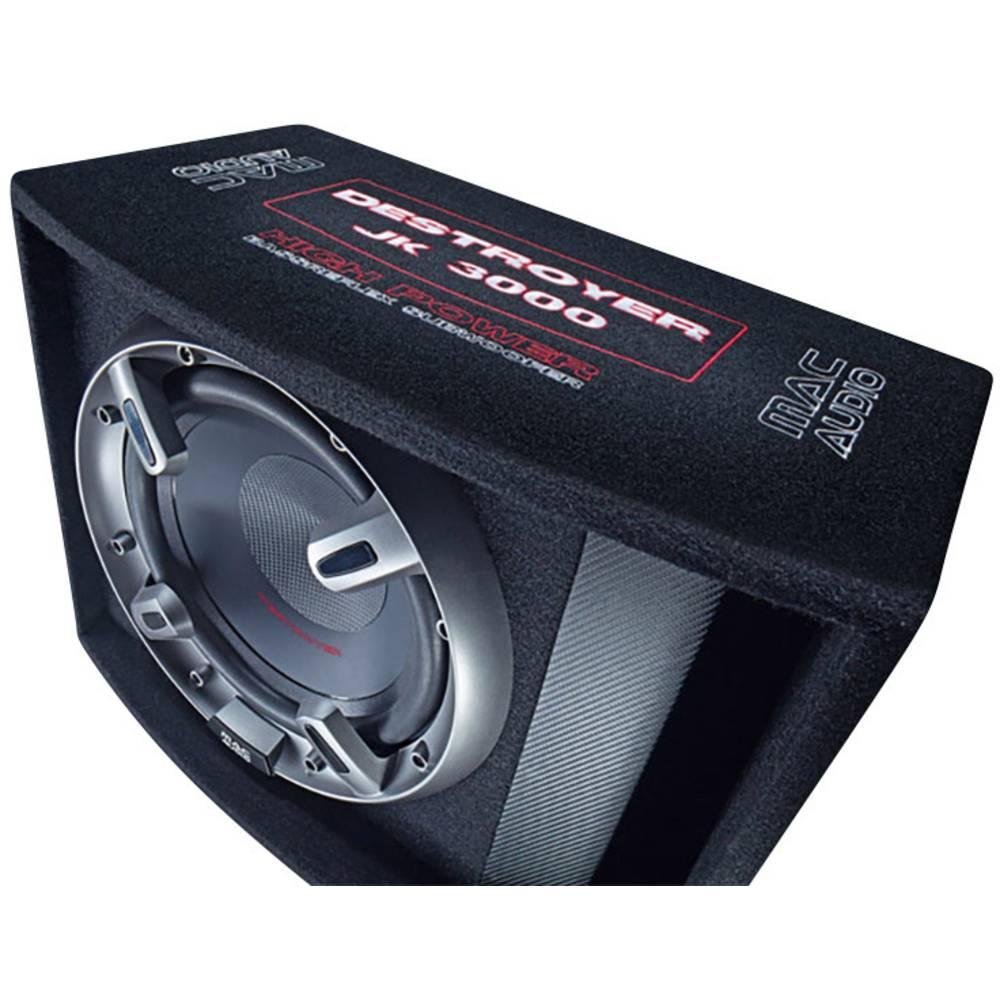 subwoofer passivo per auto 1200 w mac audio destroyer jk 3000 in vendita online 1203101 conrad. Black Bedroom Furniture Sets. Home Design Ideas