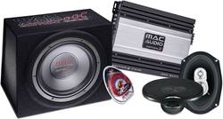Hi-Fi sada do auta Mac Audio Edition Set 4693, 250 W