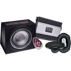 Image of Mac Audio Edition Set 4693 Car-HiFi-Set