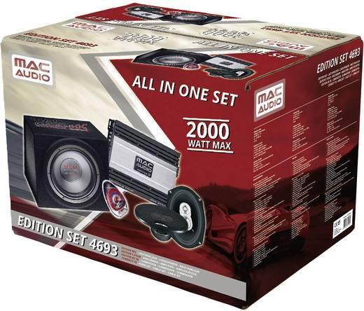 Car-HiFi-Set Mac Audio Edition Set 4693