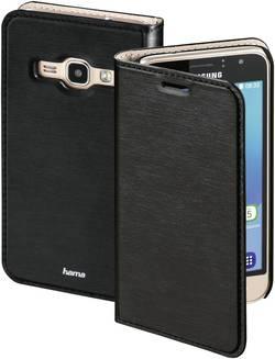 Etui porte-feuilles Hama Adapté pour: Samsung Galaxy J1 2016 noir