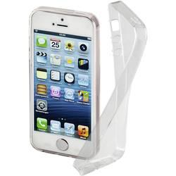 Hama Clear zadní kryt na mobil iPhone 5, iPhone 5S, iPhone SE transparentní
