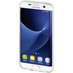 Hama Crystal zadní kryt na mobil Galaxy S7 Edge transparentní
