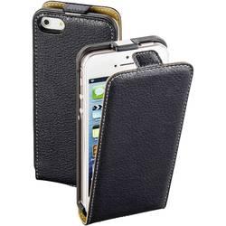 Zaklapávací obal pre iPhone Hama Smart Case vhodný pre: Apple iPhone 5, Apple iPhone 5S, Apple iPhone SE, čierna