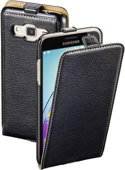 Coque avec rabat Hama Smart Case Adapté pour: Samsung Galaxy J3 (2016) noir