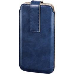 Obal na mobil Sleeve Hama Slide L Universal na mobil s rozmerom modrá