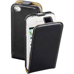 Zaklapávací pouzdro pro iPhone Hama Smart Case vhodné pro: Apple iPhone 4, Apple iPhone 4S, černá