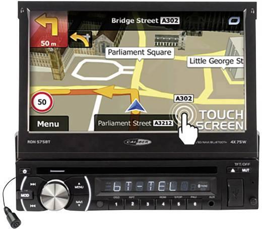 Caliber Audio Technology RDN575BT Moniceiver Anschluss für ...