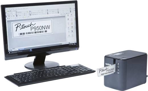 Arbeitsblatt Computer Beschriften : Beschriftungsgerät brother p touch nw geeignet für