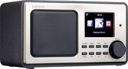 Internetové stolní rádio Lenco DIR-101, Wi-Fi, černá