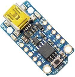 Image of Entwicklungsboard Adafruit Trinket - Mini Microcontroller - 5V Logic Adafruit 1501