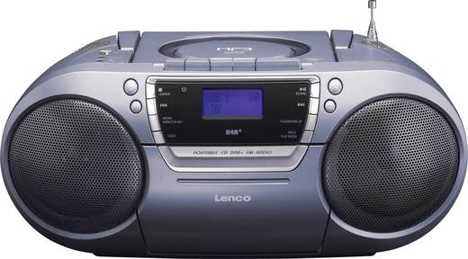 dab cd radio lenco scd 680 dab aux cd dab kassette. Black Bedroom Furniture Sets. Home Design Ideas