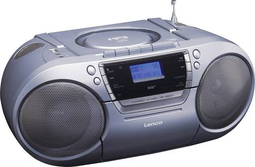 lenco scd 680 dab dab cd radio aux cd dab kassette. Black Bedroom Furniture Sets. Home Design Ideas