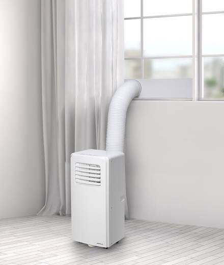 Monoblock-Klimagerät 2050 W EEK: A 22 m² Basetech A007E-07C Weiß