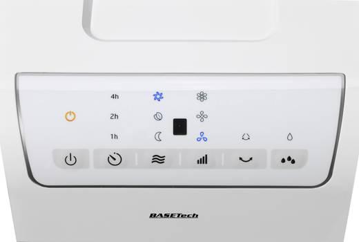Basetech AT-5451 Luftkühler 55 W (L x B x H) 275 x 260 x 675 mm Weiß