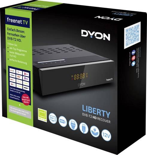 dvb t2 receiver dyon liberty freenet tv entschl sselung 3 monate gratis deutscher dvb t2. Black Bedroom Furniture Sets. Home Design Ideas