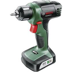 Aku vŕtací skrutkovač Bosch Home and Garden EasyDrill 12 06039B3000, 12 V, 1.5 Ah, Li-Ion akumulátor