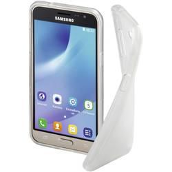 Zadný kryt na mobil Hama Crystal, vhodný pre: Samsung Galaxy J1 2016, priehľadná