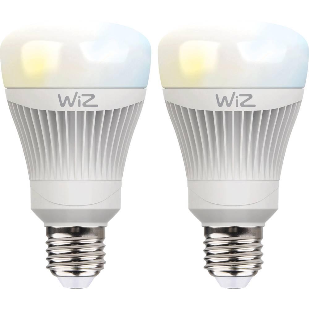 ampoule led wiz wz0126072 e27 11 5 w blanc chaud blanc neutre blanc froid. Black Bedroom Furniture Sets. Home Design Ideas