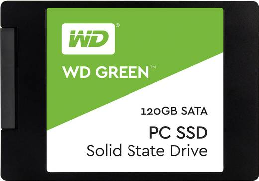 Western Digital Green™ Interne SSD 6.35 cm (2.5 Zoll) 240 GB Retail WDS240G2G0A SATA III