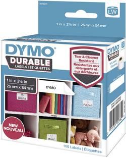 DYMO 102 x 59 mm polypropylenová fólie bílá 50 ks permanentní 1976414 univerzální etikety, Adresní nálepky