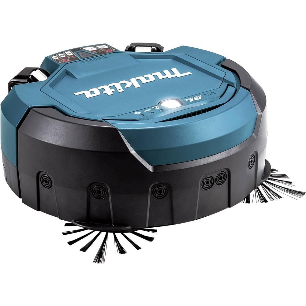 Makita DRC200Z Robotstofzuiger Turquoise