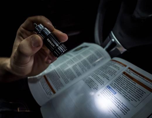 LED Zigarettenanzünder-Lampe akkubetrieben OSRAM LEDIL205 LEDinspect FLASHLIGHT 0.5 W