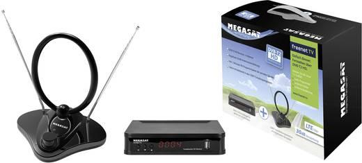 dvb t2 receiver megasat hd 650 t2 inkl dvb t 30 antenne freenet tv entschl sselung 3 monate. Black Bedroom Furniture Sets. Home Design Ideas
