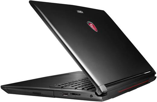 msi gaming 39 6 cm 15 6 zoll gaming notebook intel core. Black Bedroom Furniture Sets. Home Design Ideas