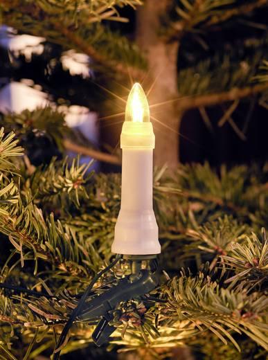 konstsmide 1013 020 weihnachtsbaum beleuchtung au en netzbetrieben 16 led warm wei beleuchtete. Black Bedroom Furniture Sets. Home Design Ideas