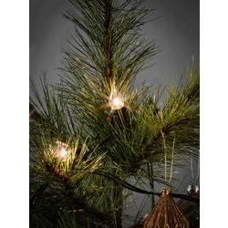 Žiarovka osvetlenie na vianočný stromček Konstsmide vonkajšie 1057-000, 230 V, číra, 6.25 m