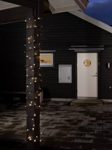 micro lichterkette au en batteriebetrieben 120 led warm wei beleuchtete l nge 11 9 m. Black Bedroom Furniture Sets. Home Design Ideas