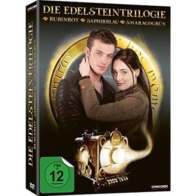 DVD Edelsteintrilogie FSK: 12 Preisvergleich