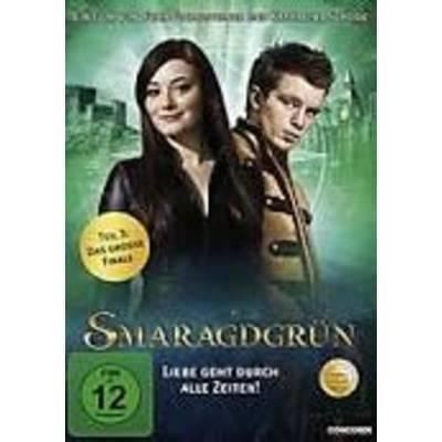 DVD Smaragdgrün FSK: 12 Preisvergleich