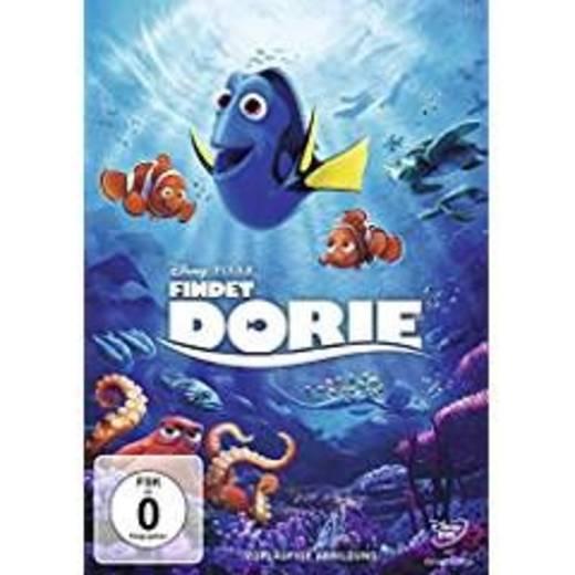 Findet Dorie Dvd