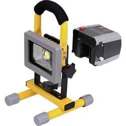 COB LED pracovní osvětlení Shada 300170 10 W, napájeno akumulátorem