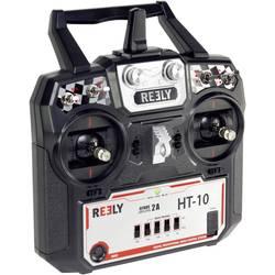 Ruční dálkové ovládání Reely HT-10, 2,4 GHz, Kanálů 10, vč. přijímače