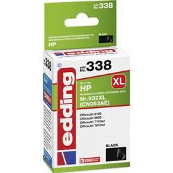 Kompatibilná náplň do tlačiarne Edding EDD-338 EDD-338, čierna