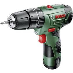 Aku príklepová vŕtačka Bosch Home and Garden EasyImpact 12 060398390D, 12 V, 2.5 Ah, Li-Ion akumulátor