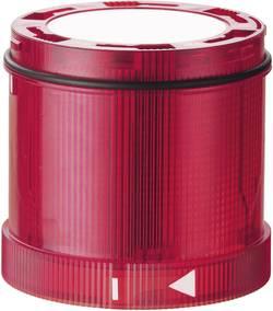 Součást signalizačního sloupku Werma Signaltechnik 64711075, LED trvalé světlo, blikající světlo, červená 24 V/AC, 24 V/DC