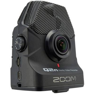 Zoom Q2n Mobiler Audio-Recorder Schwarz Preisvergleich