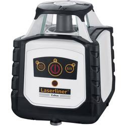 Rotačný laser vr. laserového prijímača, samonivelačná Laserliner Cubus 110, dosah (max.): 100 m