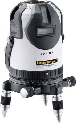 Samonivelační křížový laser Laserliner PowerCross-Laser 8 S, dosah (max.): 40 m