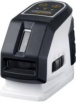 Laser en croix autonivelant Laserliner MasterCross-Laser 2 031.350A Portée (max.): 40 m Etalonnage: d'usine sans certif
