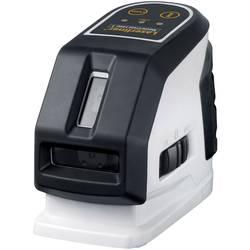 Krížový laser samonivelačná Laserliner MasterCross-Laser 2, Dosah (max.): 40 m, Kalibrované podľa: bez certifikátu