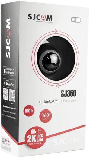 SJCam SJ360 SJBLK Action Cam 360°