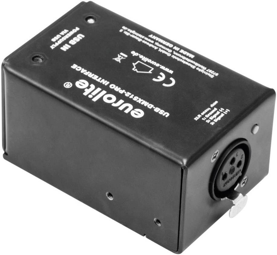 EUROLITE USB-DMX512 DRIVERS FOR WINDOWS 10