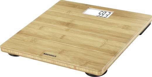 Soehnle Bamboo Digitale Personenwaage Wagebereich Max 180 Kg